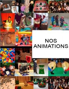 Nos animations